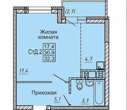 ЖК Новые Матрешки в Новосибирске. Отдел продаж