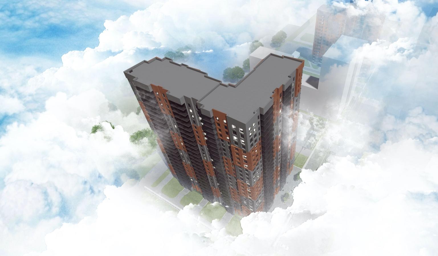 ЖК Облака Новосибирск